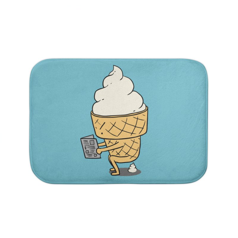 Everyone Poops Home Bath Mat by ilovedoodle's Artist Shop