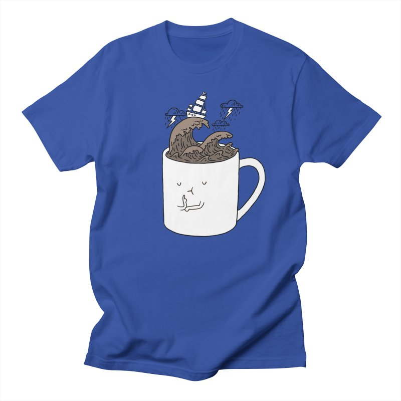 Brainstorming Coffee Mug Women's Unisex T-Shirt by ilovedoodle's Artist Shop