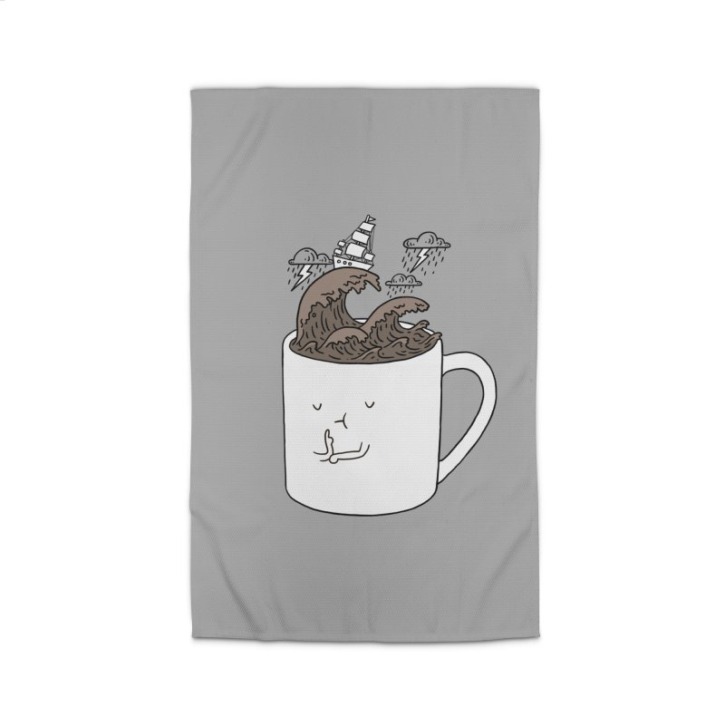 Brainstorming Coffee Mug Home Rug by ilovedoodle's Artist Shop