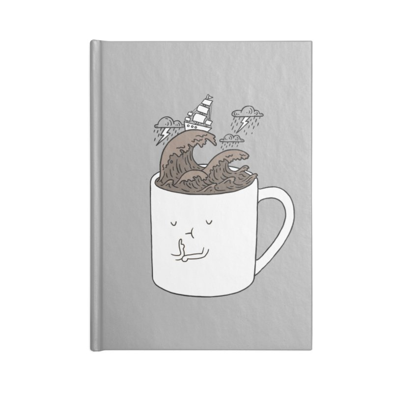 Brainstorming Coffee Mug Accessories Notebook by ilovedoodle's Artist Shop