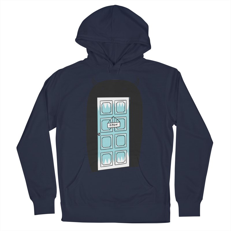 Monster Door Women's Pullover Hoody by ilovedoodle's Artist Shop