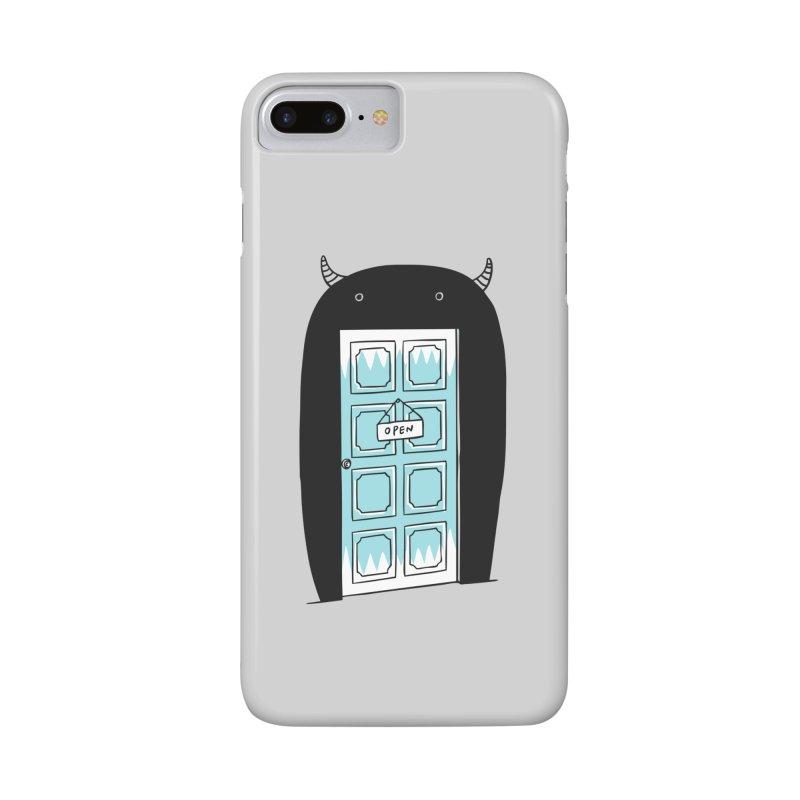 Monster Door Accessories Phone Case by ilovedoodle's Artist Shop
