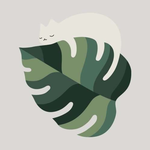 Design for Cat and Plant 10: Take a break