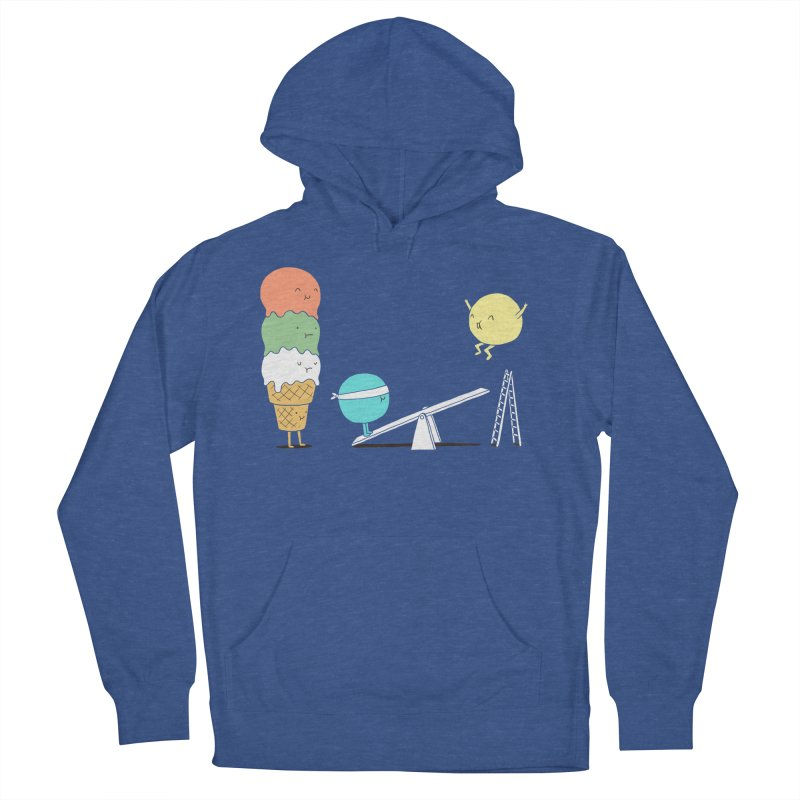Acrobatic Ice Cream Women's Pullover Hoody by ilovedoodle's Artist Shop