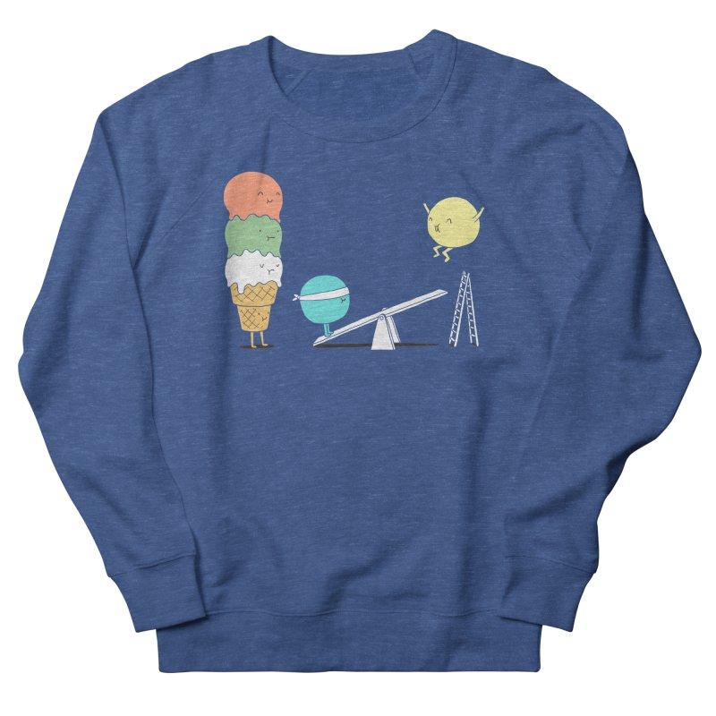 Acrobatic Ice Cream Women's Sweatshirt by ilovedoodle's Artist Shop