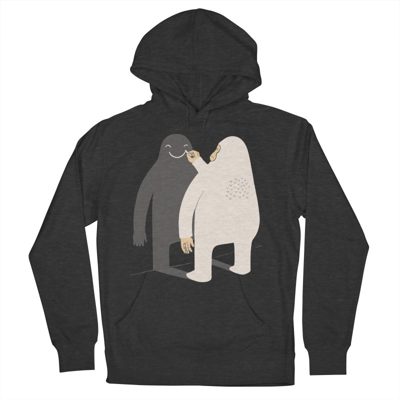 Smile My Shadow Women's Pullover Hoody by ilovedoodle's Artist Shop
