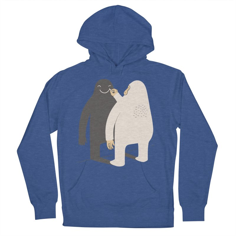 Smile My Shadow Men's Pullover Hoody by ilovedoodle's Artist Shop