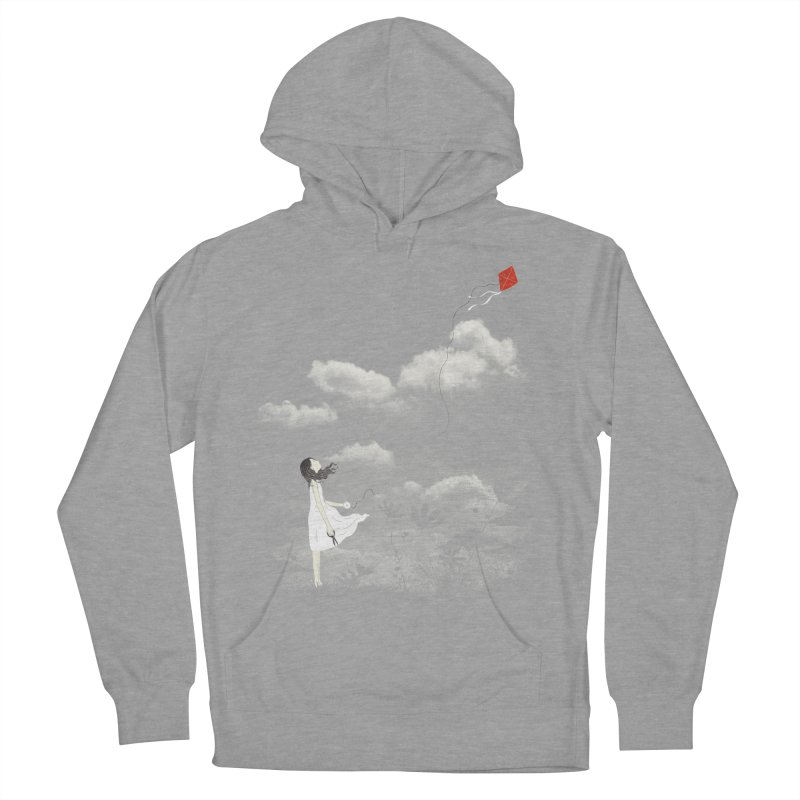 Let Go Women's Pullover Hoody by ilovedoodle's Artist Shop