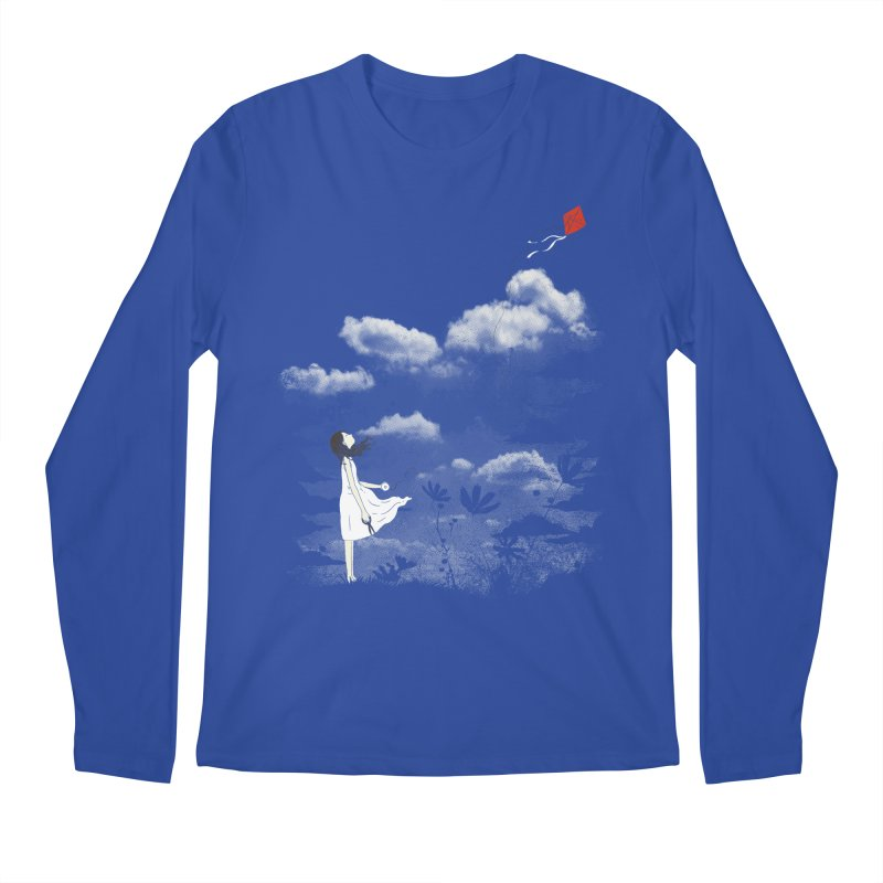 Let Go Men's Longsleeve T-Shirt by ilovedoodle's Artist Shop