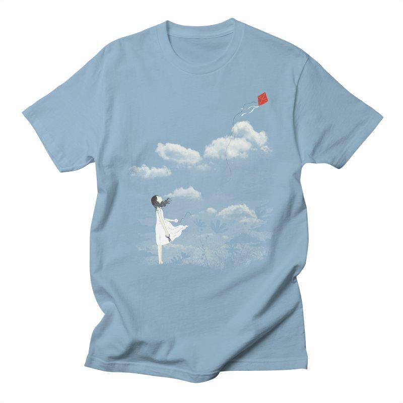 Let Go Men's T-shirt by ilovedoodle's Artist Shop