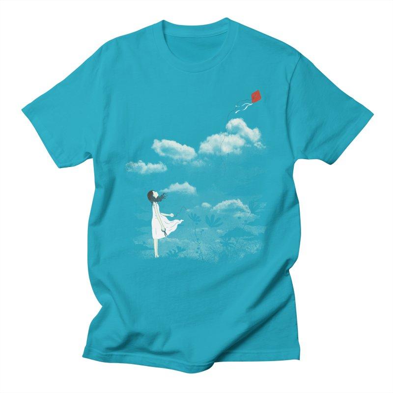 Let Go Women's Unisex T-Shirt by ilovedoodle's Artist Shop