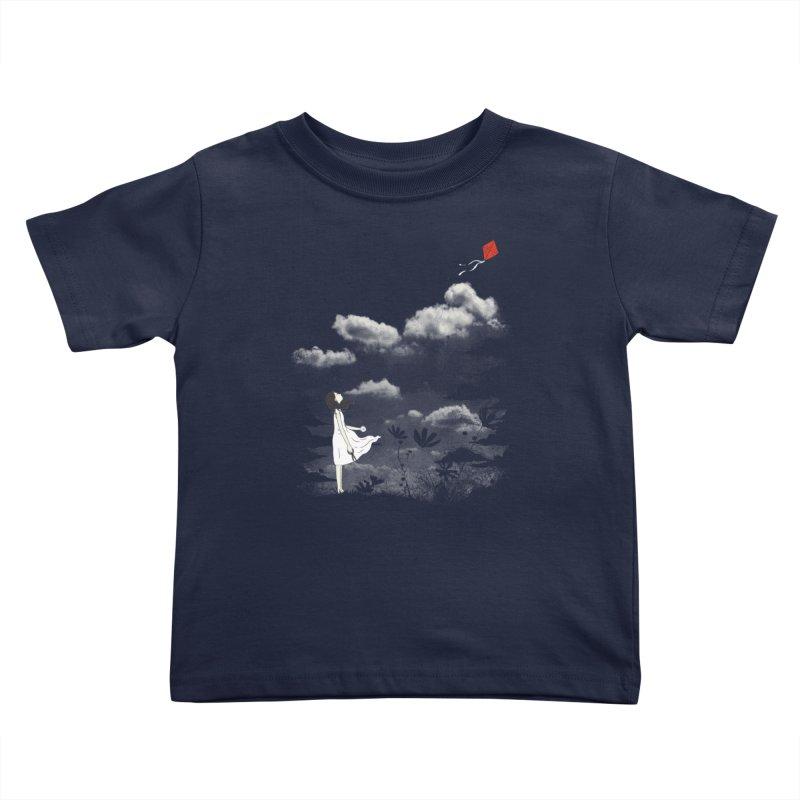 Let Go Kids Toddler T-Shirt by ilovedoodle's Artist Shop