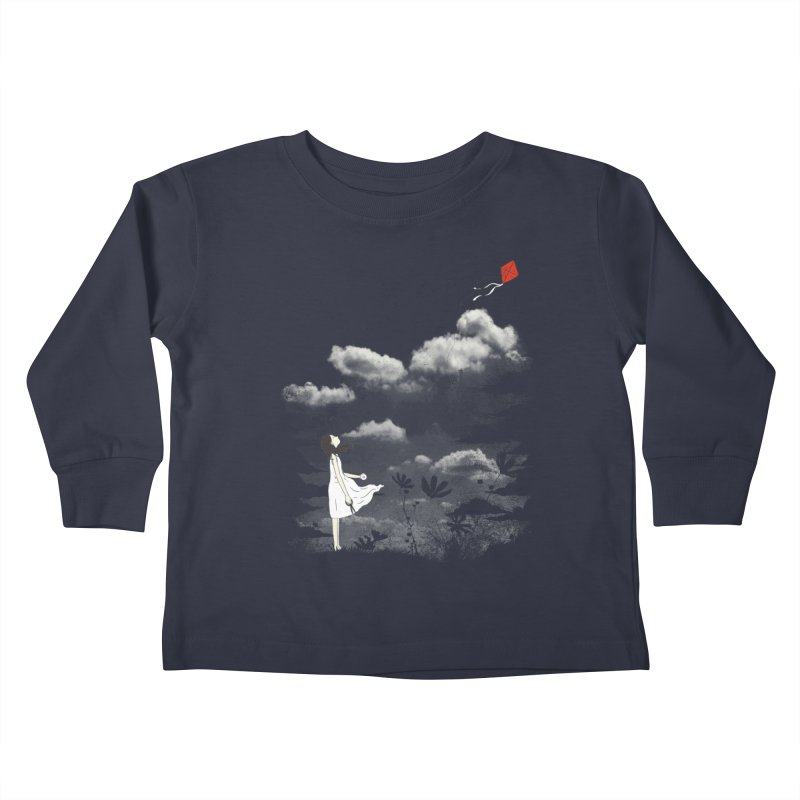 Let Go Kids Toddler Longsleeve T-Shirt by ilovedoodle's Artist Shop