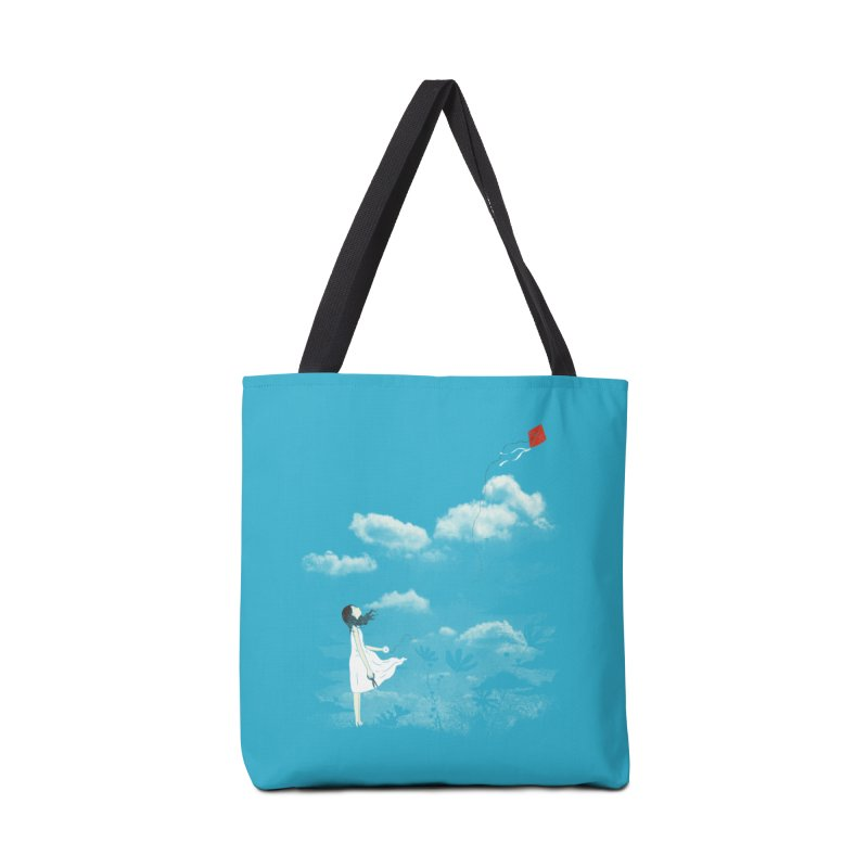 Let Go Accessories Bag by ilovedoodle's Artist Shop