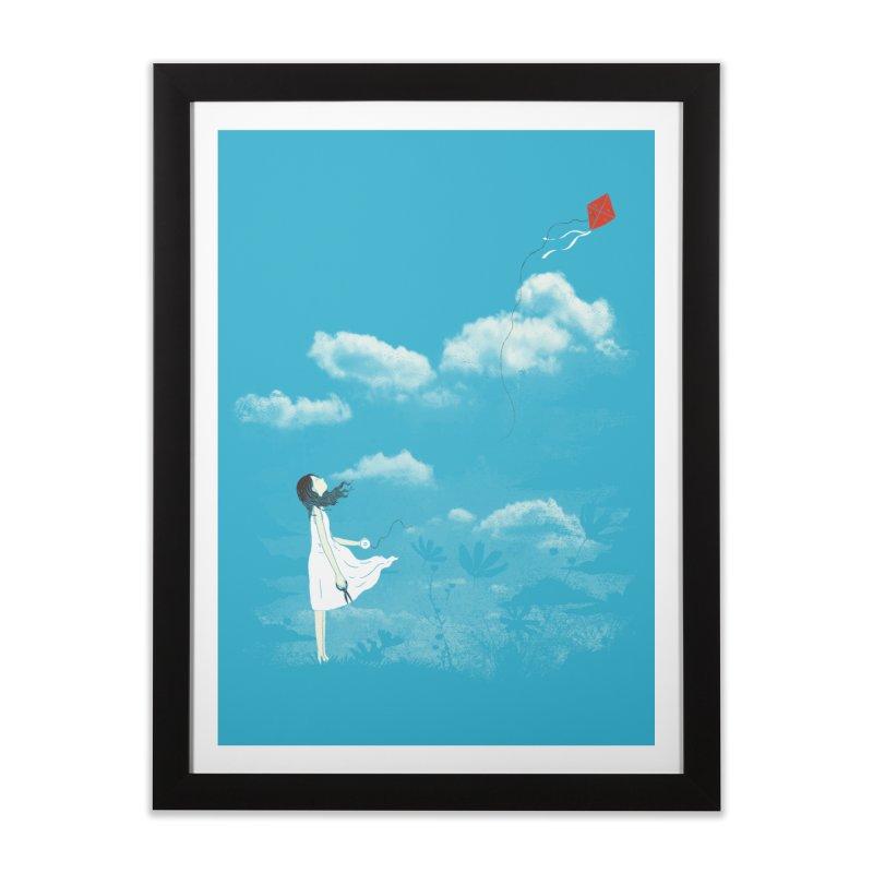 Let Go Home Framed Fine Art Print by ilovedoodle's Artist Shop