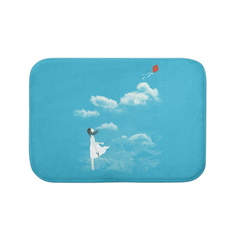 Let Go Home Bath Mat by ilovedoodle's Artist Shop