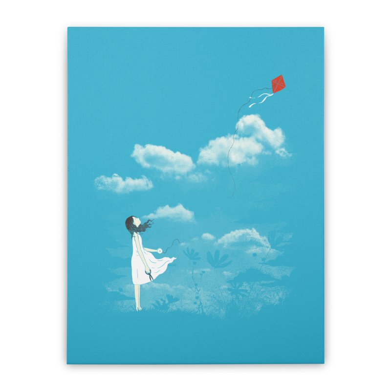 Let Go Home Stretched Canvas by ilovedoodle's Artist Shop