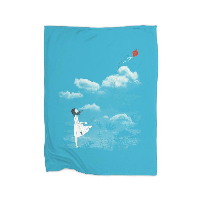 Let Go Home Fleece Blanket by ilovedoodle's Artist Shop