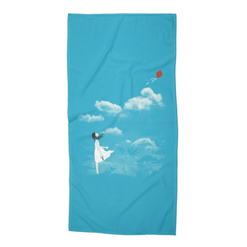 Let Go Accessories Beach Towel by ilovedoodle's Artist Shop