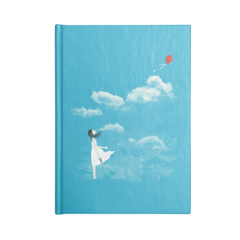 Let Go Accessories Notebook by ilovedoodle's Artist Shop