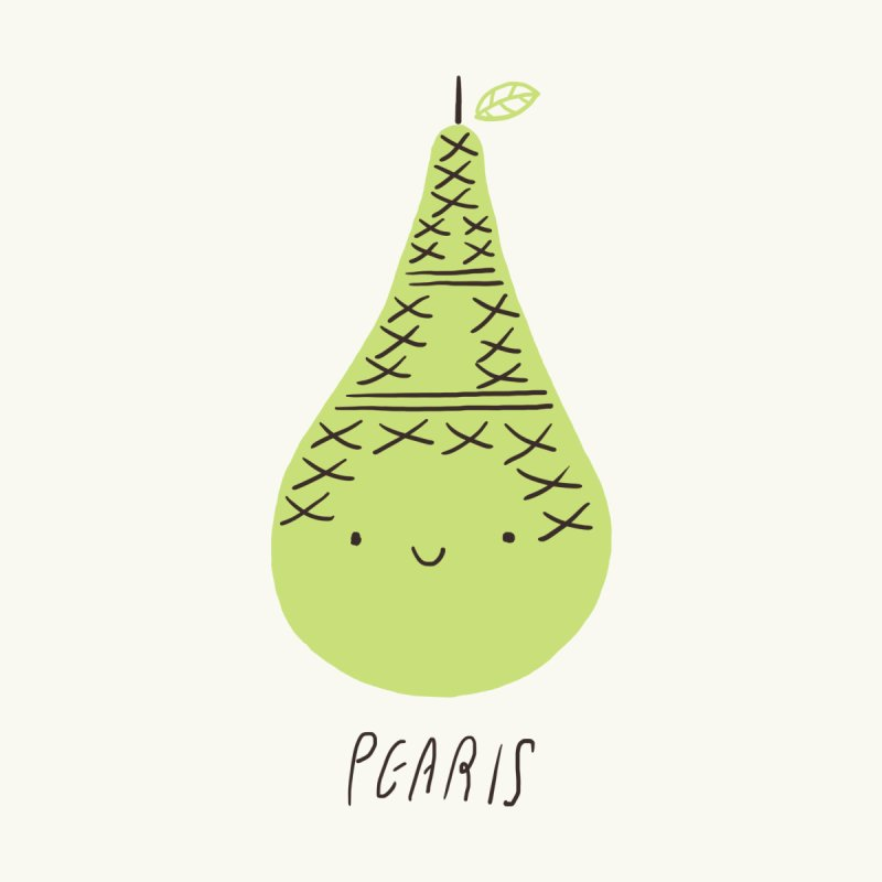 Pearis None  by ilovedoodle's Artist Shop