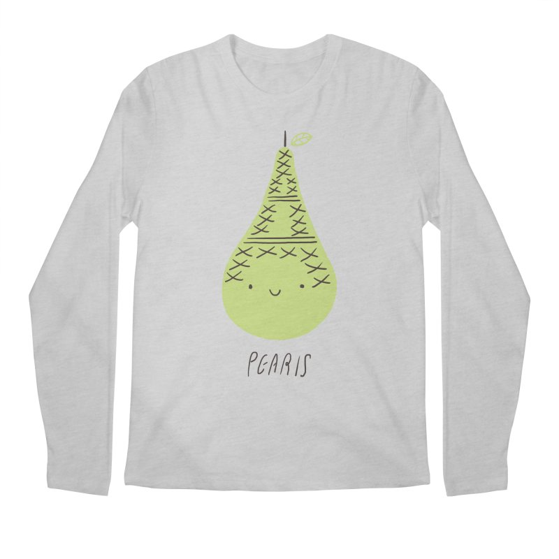 Pearis Men's Longsleeve T-Shirt by ilovedoodle's Artist Shop