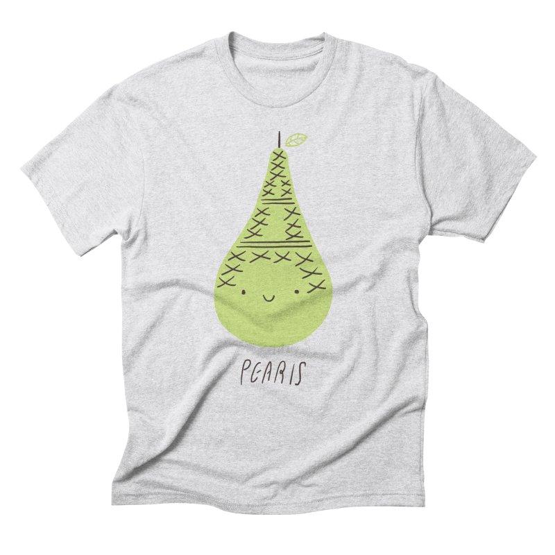 Pearis Men's Triblend T-shirt by ilovedoodle's Artist Shop