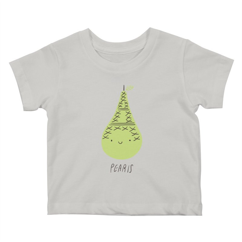 Pearis Kids Baby T-Shirt by ilovedoodle's Artist Shop