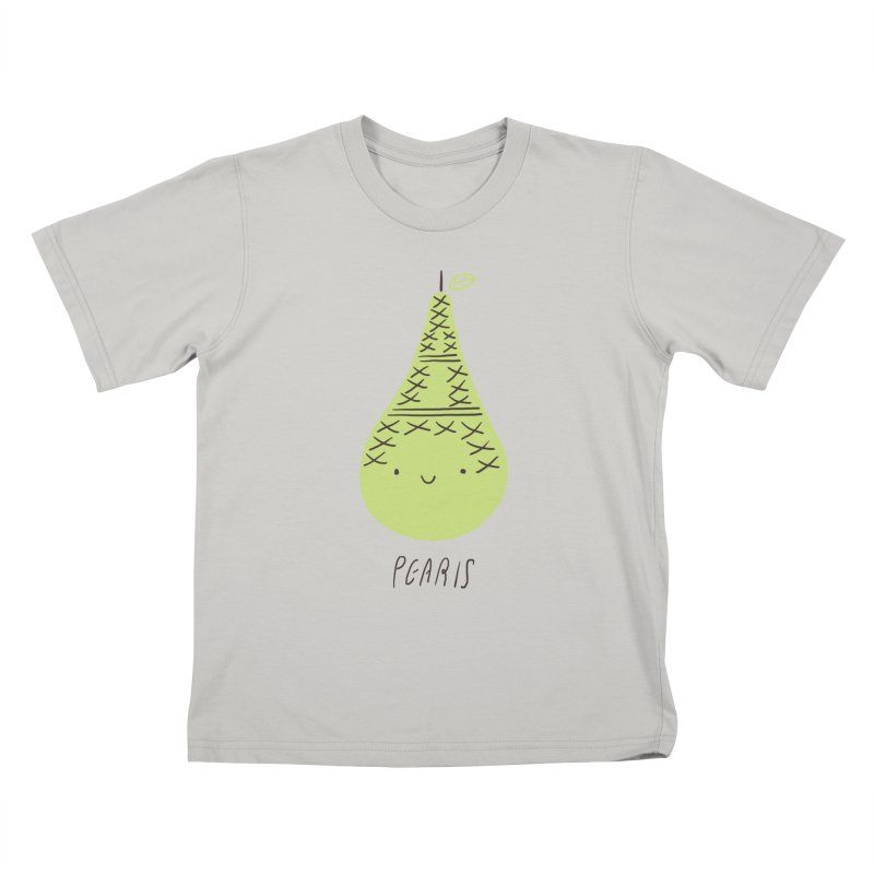 Pearis Kids T-shirt by ilovedoodle's Artist Shop