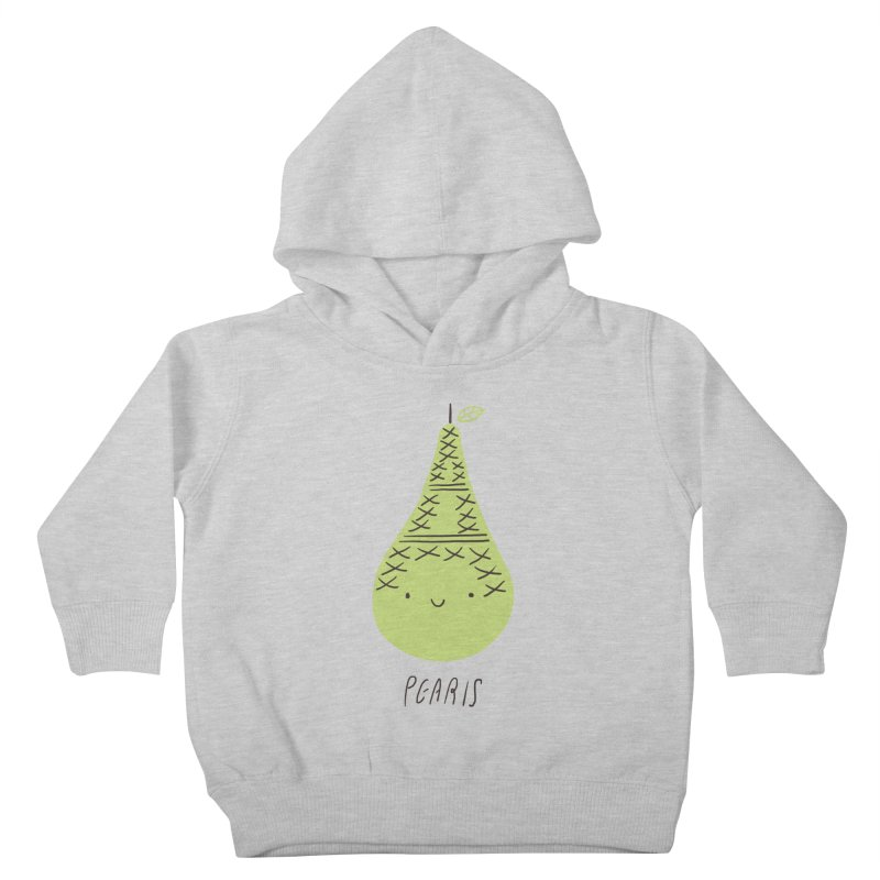 Pearis Kids Toddler Pullover Hoody by ilovedoodle's Artist Shop
