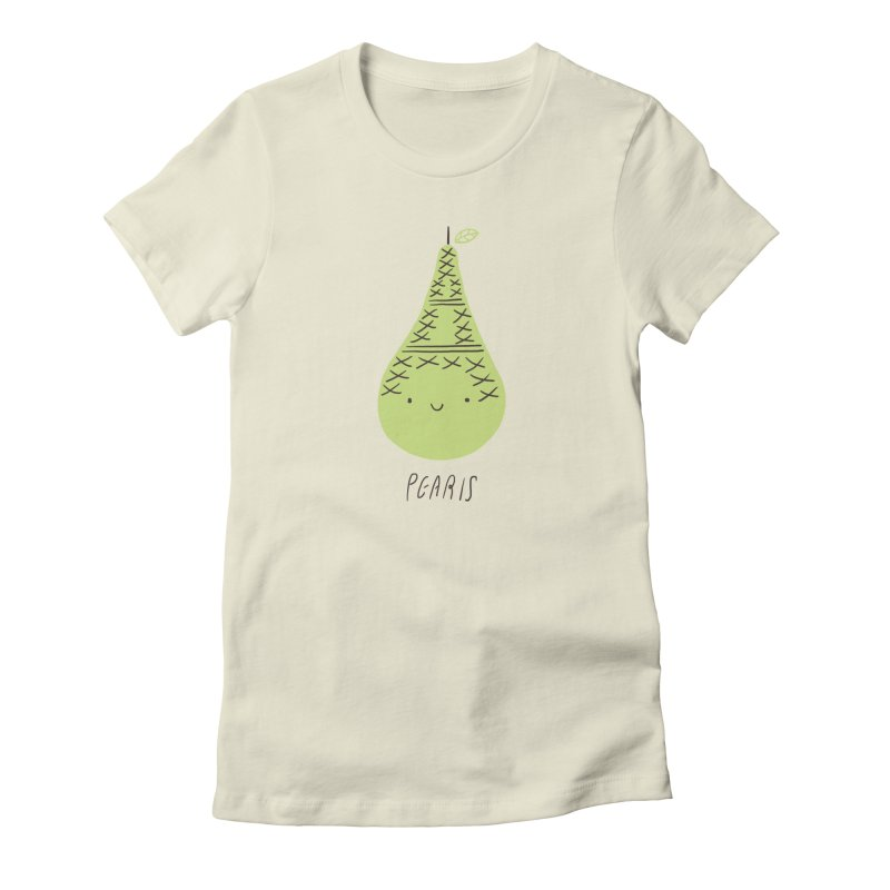 Pearis Women's T-Shirt by ilovedoodle's Artist Shop