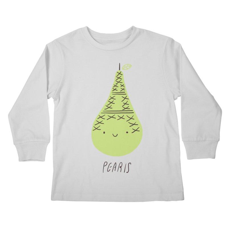 Pearis Kids Longsleeve T-Shirt by ilovedoodle's Artist Shop