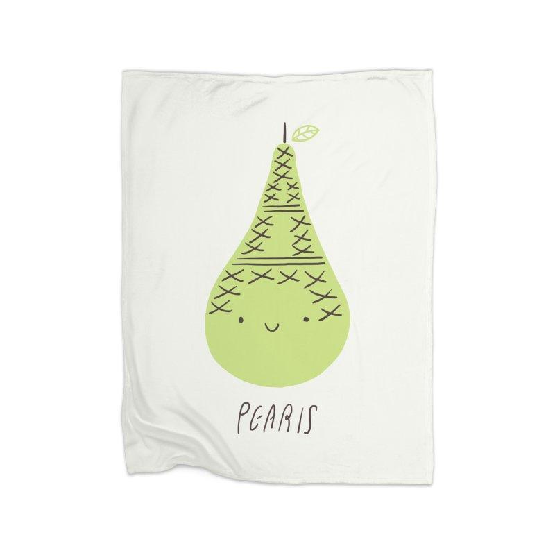 Pearis Home Fleece Blanket by ilovedoodle's Artist Shop