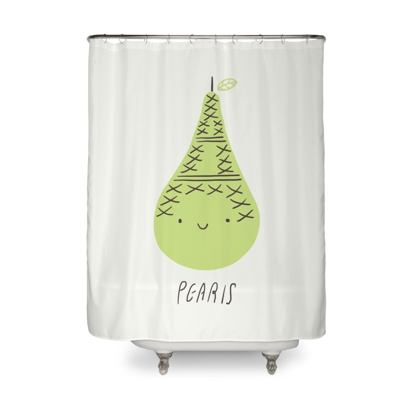 Pearis Home Shower Curtain by ilovedoodle's Artist Shop