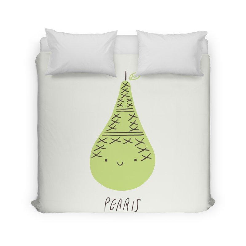 Pearis Home Duvet by ilovedoodle's Artist Shop