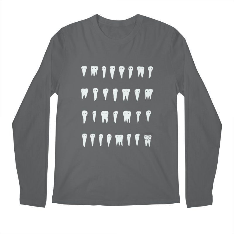 Wisdom Tooth Men's Longsleeve T-Shirt by ilovedoodle's Artist Shop