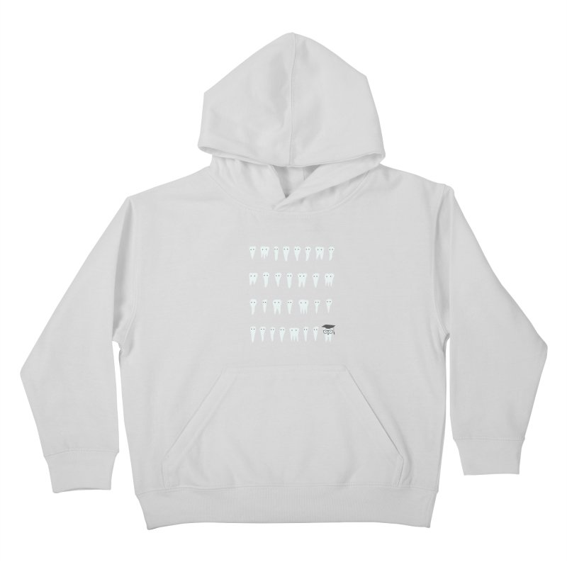 Wisdom Tooth Kids Pullover Hoody by ilovedoodle's Artist Shop