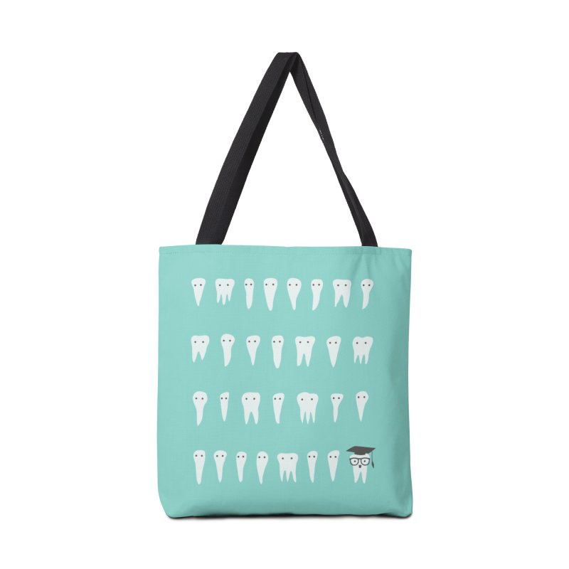 Wisdom Tooth Accessories Bag by ilovedoodle's Artist Shop
