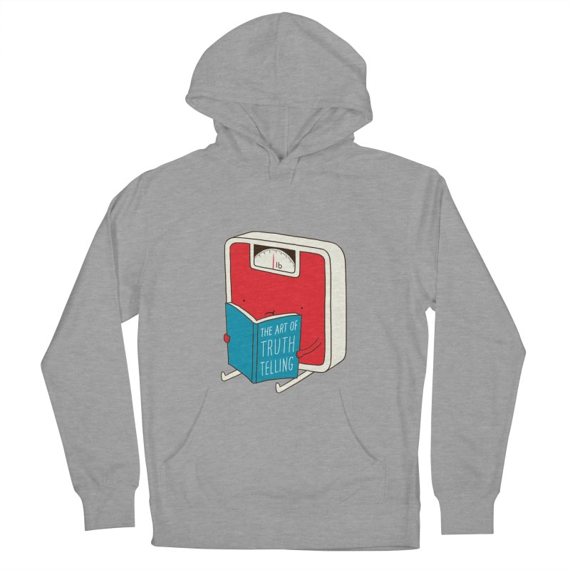 The art of Truth Telling Women's Pullover Hoody by ilovedoodle's Artist Shop