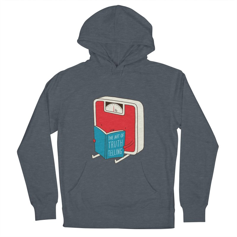 The art of Truth Telling Men's Pullover Hoody by ilovedoodle's Artist Shop