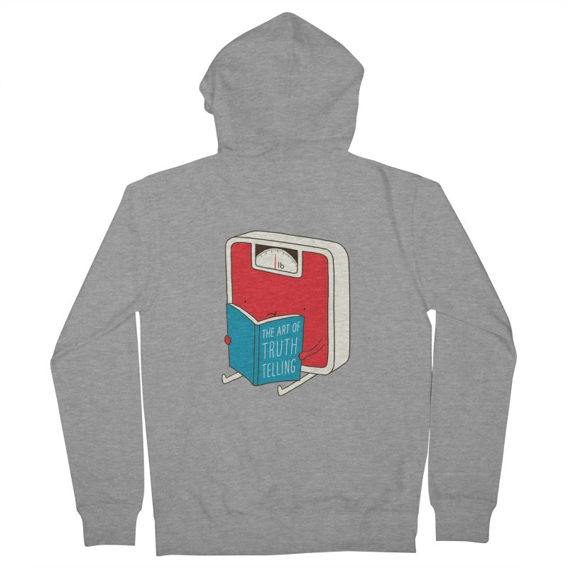 The art of Truth Telling Women's Zip-Up Hoody by ilovedoodle's Artist Shop