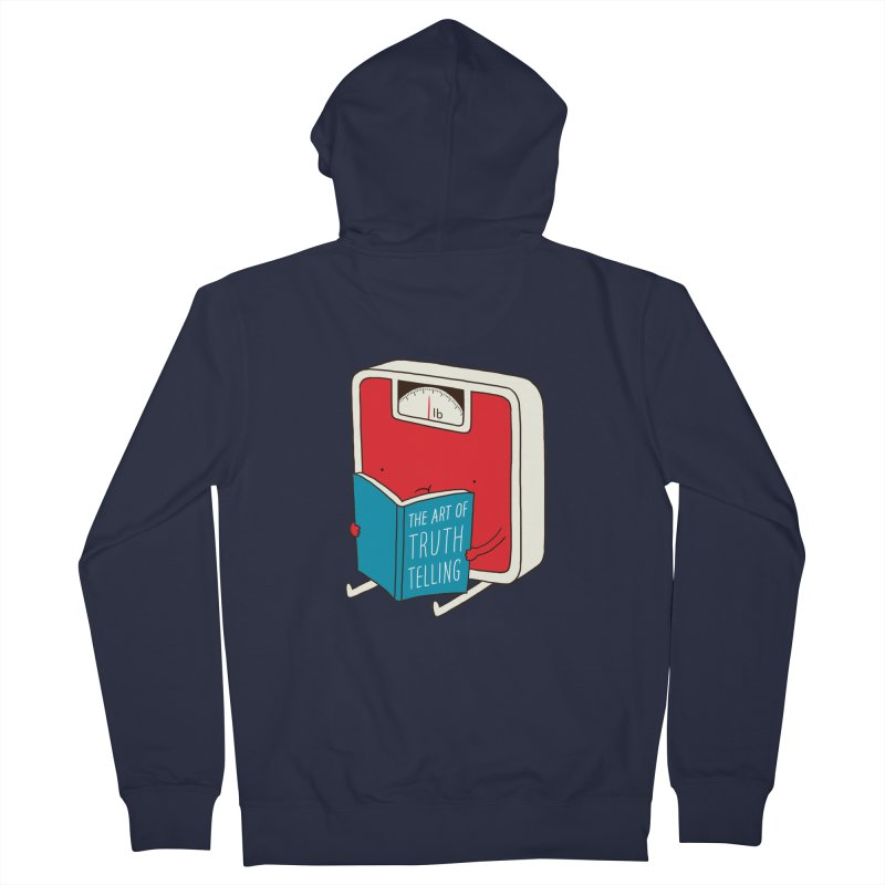 The art of Truth Telling Men's Zip-Up Hoody by ilovedoodle's Artist Shop