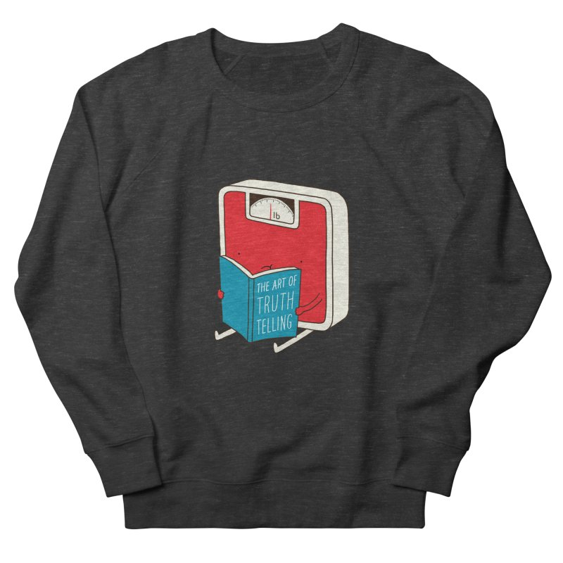 The art of Truth Telling Men's Sweatshirt by ilovedoodle's Artist Shop