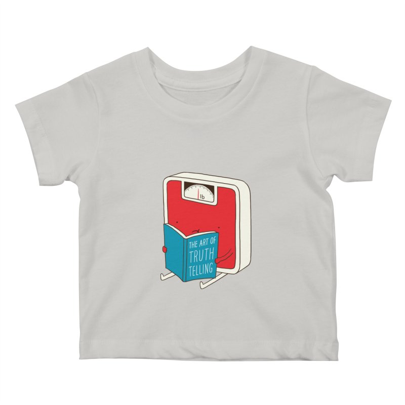 The art of Truth Telling Kids Baby T-Shirt by ilovedoodle's Artist Shop