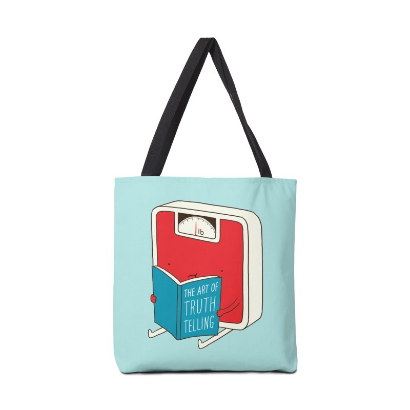The art of Truth Telling Accessories Bag by ilovedoodle's Artist Shop