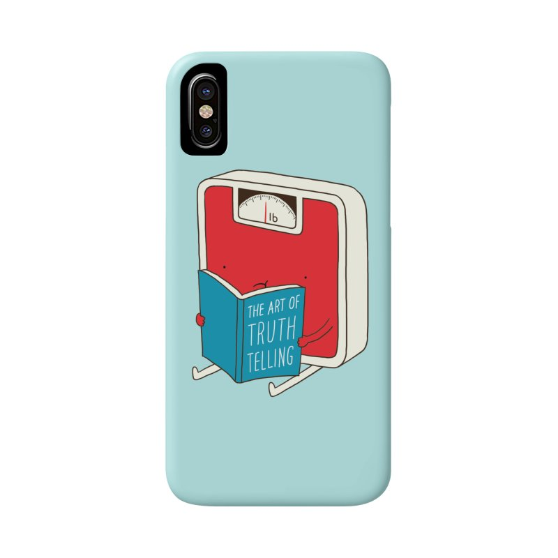 The art of Truth Telling Accessories Phone Case by ilovedoodle's Artist Shop