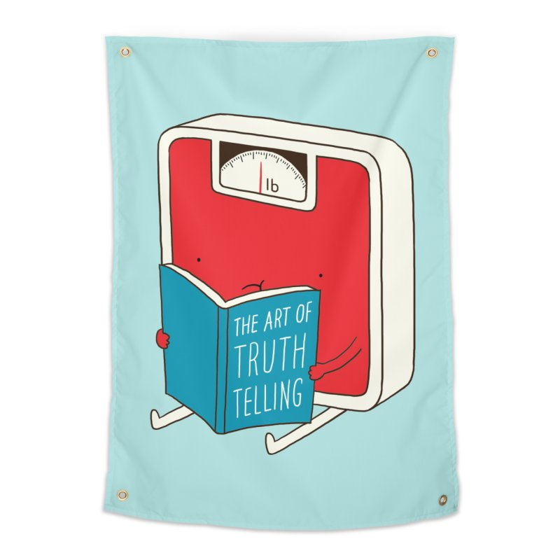 The art of Truth Telling Home Tapestry by ilovedoodle's Artist Shop