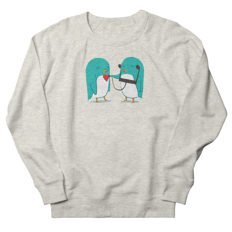The Sound of Love Women's Sweatshirt by ilovedoodle's Artist Shop