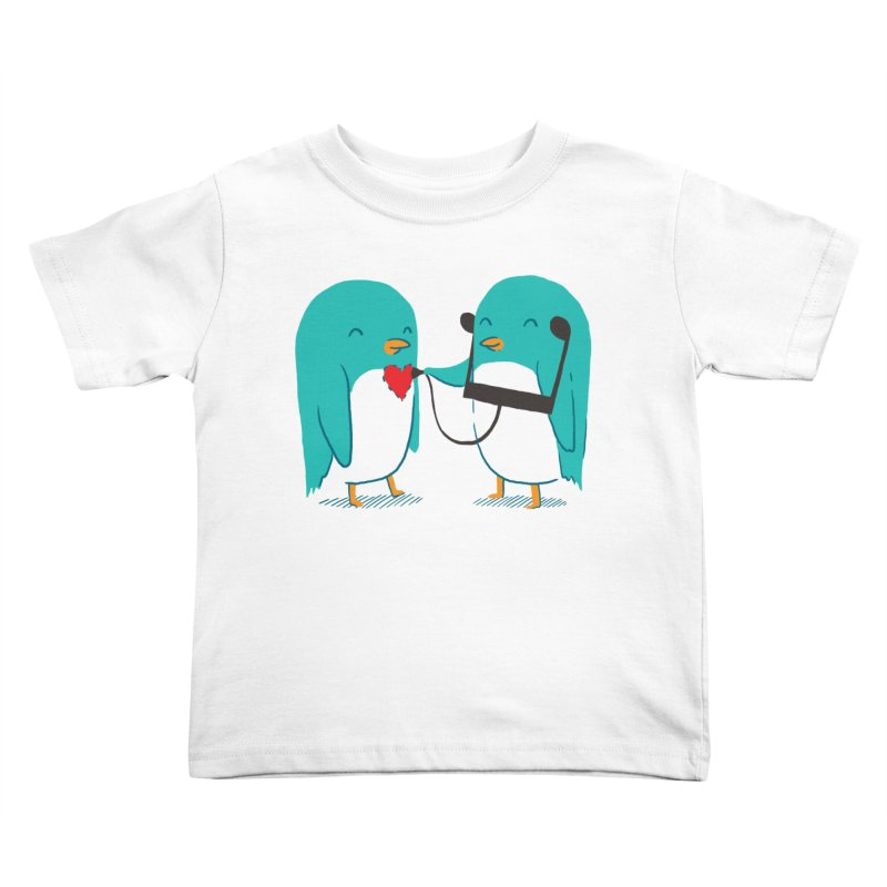 The Sound of Love Kids Toddler T-Shirt by ilovedoodle's Artist Shop