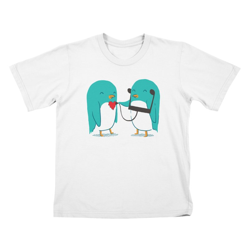 The Sound of Love Kids T-Shirt by ilovedoodle's Artist Shop